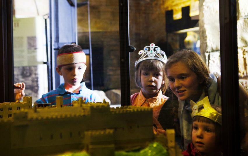 Museums Northumberland Berwick Children