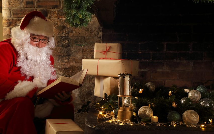 Relaxed Early Opening: Festive Tales with Father Christmas