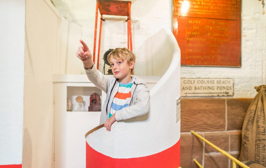 Museums Northumberland Berwick Boy