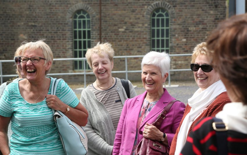 Museums Northumberland Woodhorn Women Group