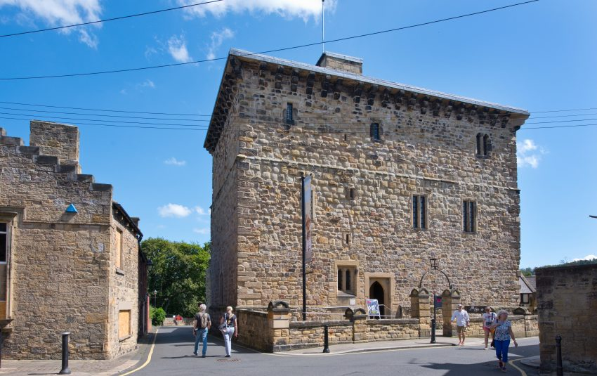 Spotlight Tour: Hexham Old Gaol