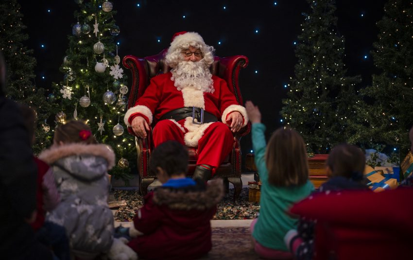 Relaxed Festive Tales with Father Christmas 01.12.2019
