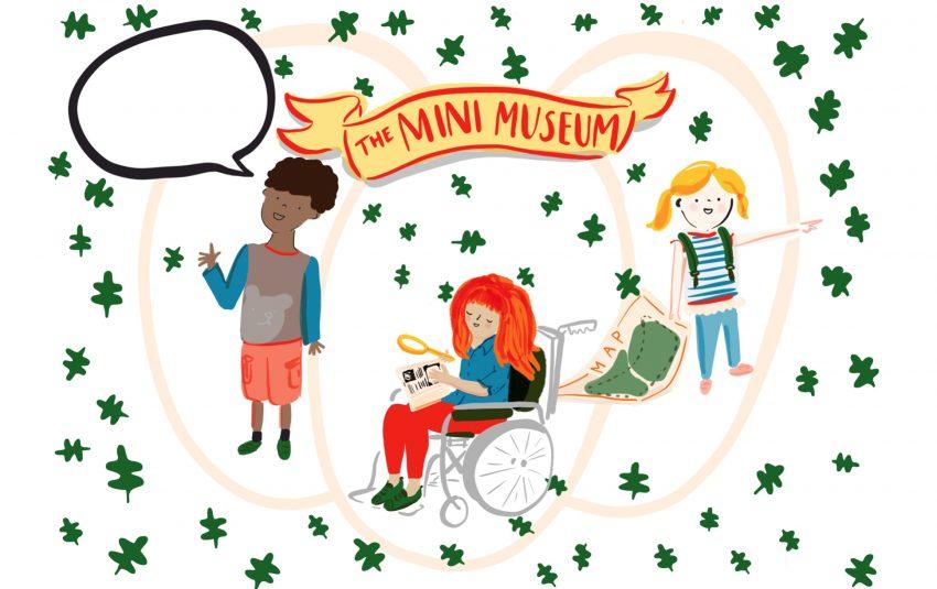 The Mini Museum Activity Trollies