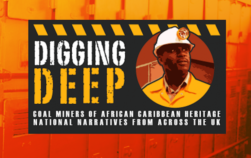 Digging Deep: Coal Miners of African Caribbean Heritage