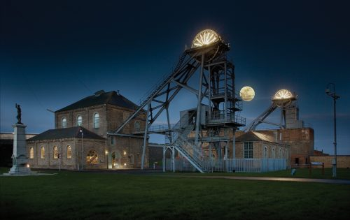 Woodhorn Museum closes during Lockdown 2